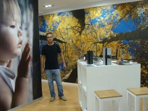 Oscar Calvet - Showroom Ventacan Valencia
