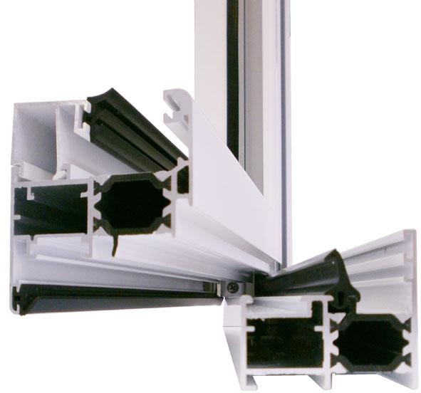 Secci n rotura puente t rmico ventacan una ventana abierta - Rotura de puente termico ...
