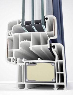 Aluminio o pvc la eterna pregunta ventacan una ventana - Ventanas pvc o aluminio puente termico ...