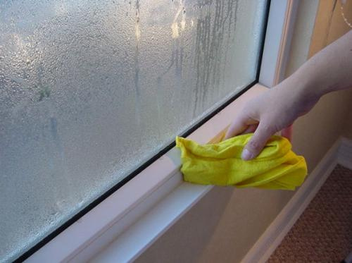 C mo evitar la condensacion en mis ventanas ventacan - Humedad relativa en casa ...